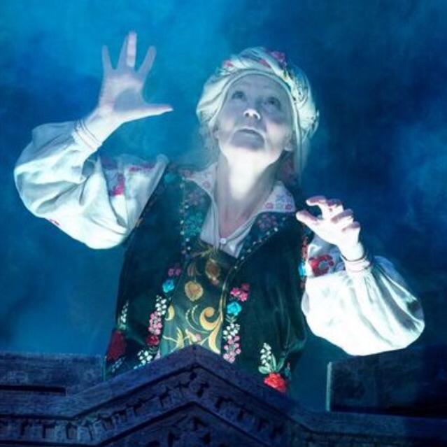 Fruma-Sarah in Fiddler on the Roof at Det Ny Teater,2019. Photo: Miklos Szabo